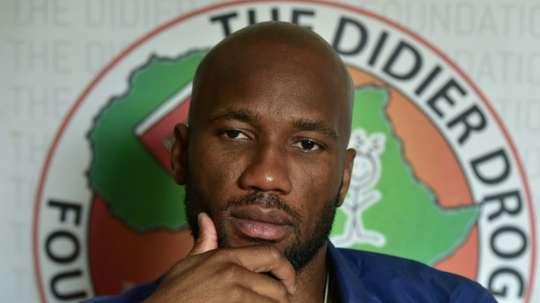 Didier Drogba tiene claro que ésta será su última temporada en activo. AFP/Archivo
