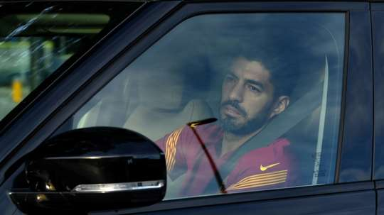 Luis Suarez has moved to Atletico Madrid from Barcelona. afp_en
