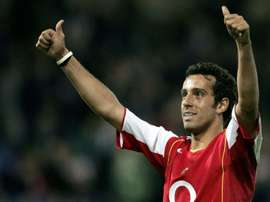Edu will be Arsenal's first ever technical director. AFP