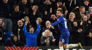 Hazard to be made official in a couple of days. AFP