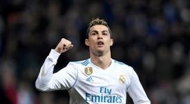 O Real Madrid recebeu e venceu a Real Sociedad. AFP