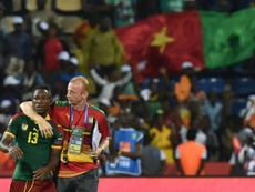 Simba crowned Tanzania champions with six matches to spare. AFP