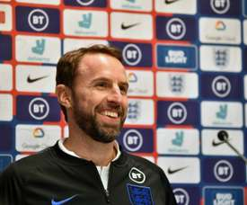 Southgate dropped Sterling. AFP