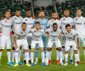 Raja Casablanca will be unable to travel to Egypt for the CAF CL fixture. AFP