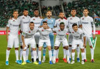 El fútbol marroquí tiene que lidiar este año con el Ramadán y con el COVID-19. AFP/Archivo