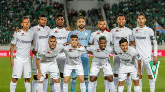 Raja Casablanca have had 16 cases of coronavirus at the club. DUGOUT