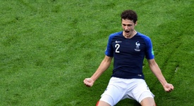 Pavard refused to rule anything out. AFP