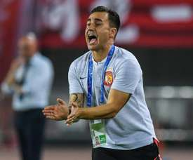 Cannavaro's Guangzhou side are struggling this season. AFP