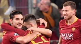 La Roma prolongera Pellegrini jusqu'en 2024. AFP