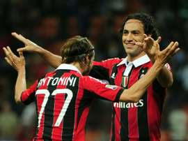 Nesta is an all-time great. AFP