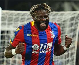 Bakary Sako has signed for West Bromwich Albion on a short-term contract. AFP