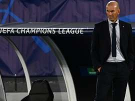 Zidane sur la sellette. AFP