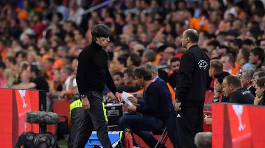 Dutch defeat piles pressure on Loew and misfiring Germany