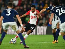 Boufal has been relegated to the U23s. AFP