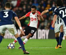 Boufal is not included in Southampton's squad. AFP