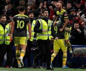 Southampton give Chelsea fresh case of home blues. AFP