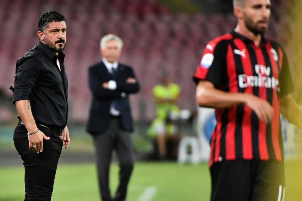 Mirabelli defended Gattuso. AFP