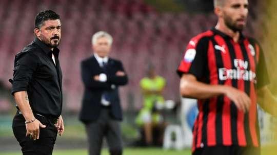 Mirabelli defendió a Gattuso. AFP