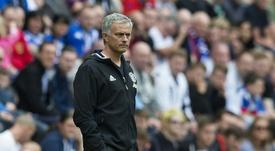 José Mourinho a donné le nom de ces 3 joueurs préféres. AFP