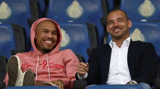 Sneijder considering return at Utrecht, Dutch press claim . AFP