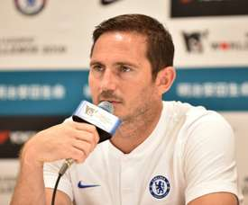 Lampard accepts he cannot sign players and he will not be using that as an excuse. AFP