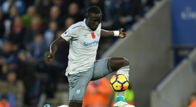 Oumar Niasse has not been a regular at the club. AFP