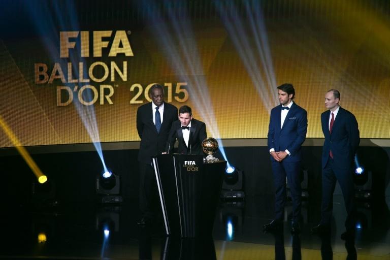 International : Kaka a choisi entre Messi et Ronaldo