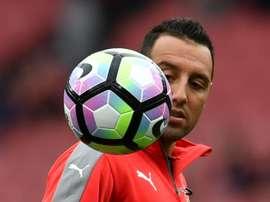 O jogador espanhol está a contas com problemas físicos. AFP
