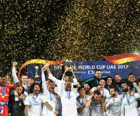 Real have won the most international titles. AFP