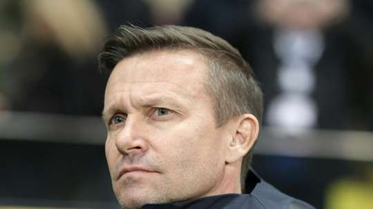 'Optimism, excitement' - Salzburg's US coach Marsch looks forward to football returning. AFP