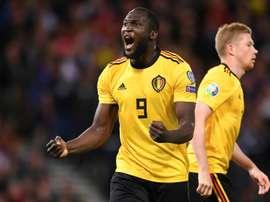 Belgium cruise past Scotland, close in on Euro 2020 qualification.