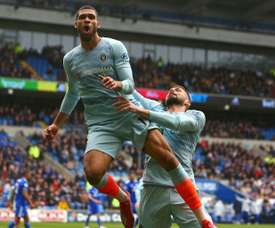 Loftus-Cheek has signed for Fulham. AFP