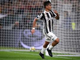 Paulo Dybala continued his fine run of form. AFP