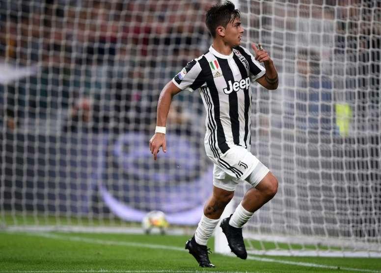 La Juve no quiere perder a su gran estrella. AFP