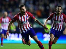 One year since Atletico made Super Cup history. AFP
