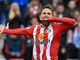 Borini salvaged a point for Sunderland.