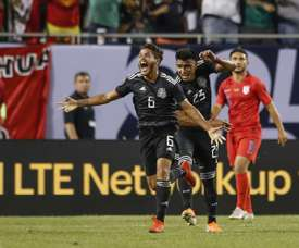 Mexico defeat USA 1-0 to win record eighth Gold Cup. AFP