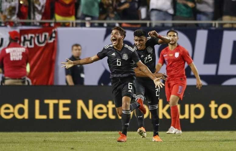 Dos Santos quiere jugar en América. AFP