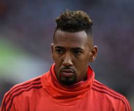 Boateng has been charged with assault after allegedly attacking his former partner. AFP