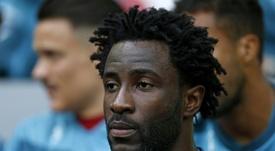 Bony es uno de los elegidos para salir del Swansea. AFP
