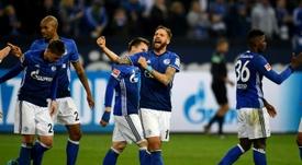 Reese se fue cedido del Schalke. AFP