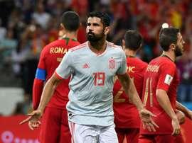 España confirmó a su primer rival posparón. AFP