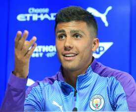 Rodri says that Guardiola was key in him moving to Manchester City. AFP