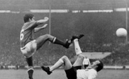 Nobby Stiles has died. AFP