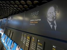 FIFA lodges criminal complaint against Blatter over museum. AFP