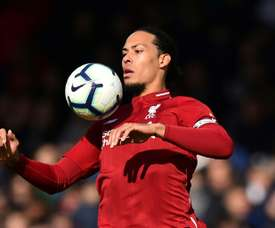 Virgil van Dijk elogiou adversários da Premier League. AFP