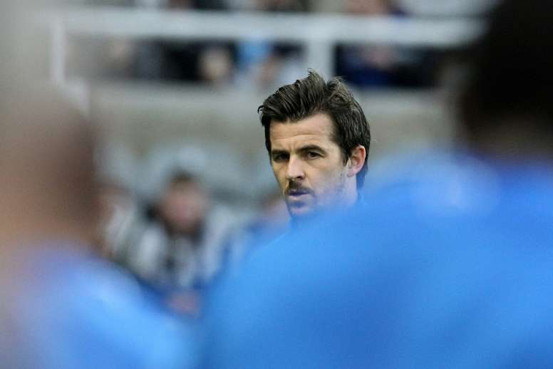 Joey Barton was managing his first competitive game with Fleetwood. AFP