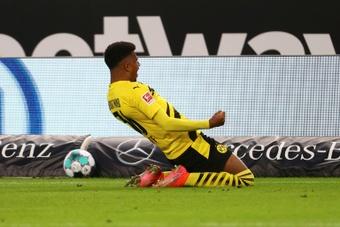 Dortmund reste en course pour la Ligue des champions. AFP