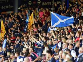 Scotland's top flight will begin the 2020-21 campaign on Augst 1st. AFP