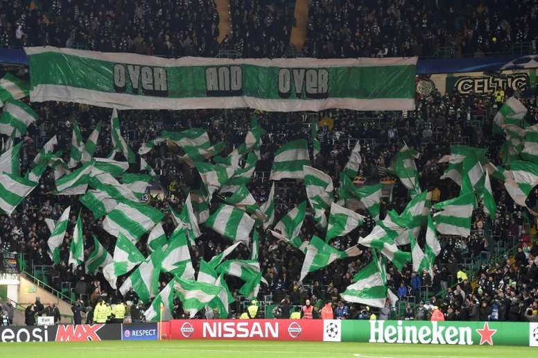 Unbeaten Celtic equal 50-year-old 'Lisbon Lions' record. AFP